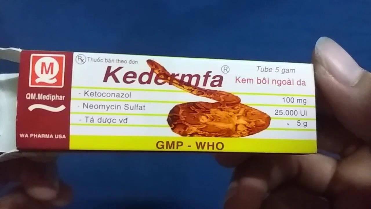 thuốc Kedermfa 5g