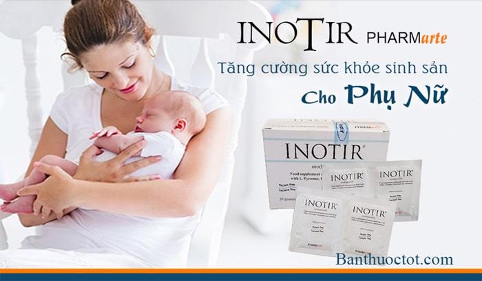 Công dụng của thuốc inotir